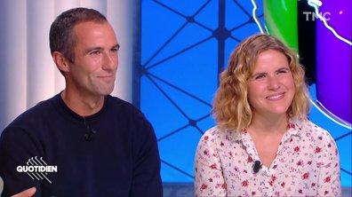 Invités : Armel Le Cléac'h et Clarisse Crémer prennent le départ de la Transat Jacques Vabre