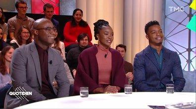 "Invités : Barry Jenkins, Kiki Layne et Stephan James pour ""Si Beale Street pouvait parler"""