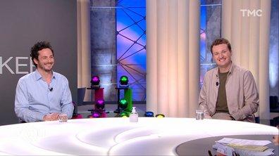"""Invités: Benjamin Rossi, infectiologue et Guillaume Rozier, créateur de """"CovidTracker"""""""