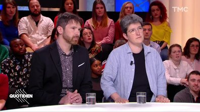 """Invités : Brigitte Gothière et Sébastien Arsac, cofondateurs de la L214, pour """"La face cachée de nos assiettes"""""""