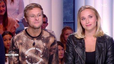 """Invités : Chloé Jouannet et Rod Paradot pour """"Jamais sans toi Louna"""""""