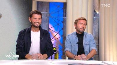 """Invités : Christophe Beaugrand et Ghislain Gérin racontent leur combat pour devenir parents dans """"Fils à papa(s)"""""""
