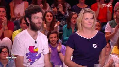 Invités : Coupe du monde J-1 avec France Pierron et Maxime Marchon