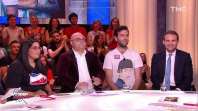 Invités Coupe du monde: Yoann Riou, Maxime Marchon et Cyrille Bret (Partie 2)