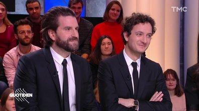 Invités : David Marsais et Grégoire Ludig pour la grande soirée du Palmashow