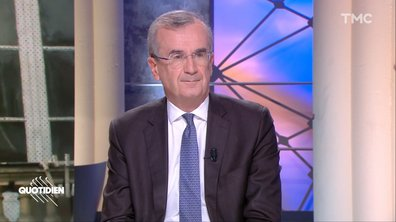 Invités : François Villeroy de Galhau, gouverneur de la Banque de France