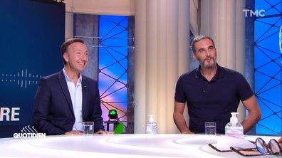 """Invités – """"Historiquement vôtre"""" : Stéphane Bern et Matthieu Noël, nouveau duo d'Europe 1"""