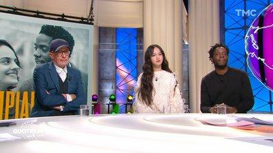 "Invités : Jacques Audiard, Makita Samba et Lucie Zhang pour ""Les Olympiades"""