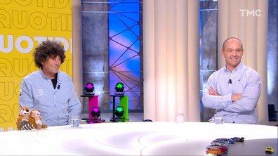 Invités: Jean Le Cam et Kevin Escoffier, skippers du Vendée Globe