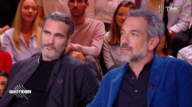 """Invités : Joaquin Phoenix et Todd Phillips pour """"Joker"""" le film événement"""
