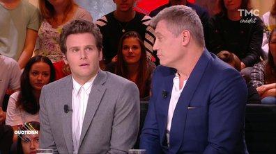 """Invités : Jonathan Groff et Holt McCallany présentent """"Mindhunter"""""""