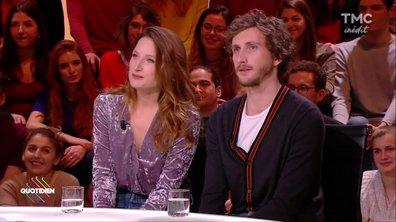 Invités : Julia Piaton & Baptiste Leacaplain, pour « La monnaie de leur pièce »