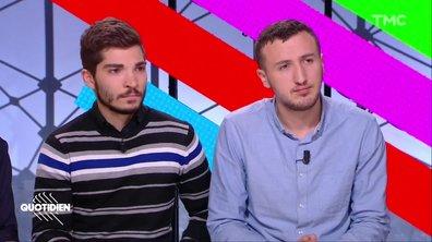 Invités : Julien Garrel et Franck Paillanave, journalistes agressés en marge de l'Acte IX des gilets jaunes