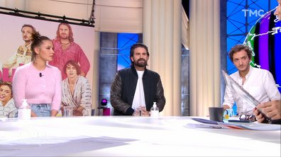 """Invités: le Palmashow et Adèle Exarchopoulos pour """"Mandibules"""""""