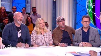 Invités : les jurés de Top Chef, Hélène Darroze, Philippe Etchebest, Michel Sarran et Paul Pairet