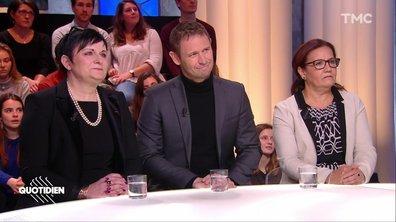 Invités : Marie-Line Pichery, Meriem Derkaoui et Stéphane Beaudet, maires de banlieue