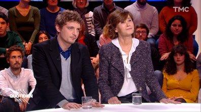"""Invités : Martine Laroche-Joubert et Niels Schneider racontent le siège de Sarajevo dans """"Sympathie pour le diable"""""""