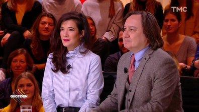 Invités : Mélanie Doutey & Michel Fau, pour « Douce-amère »