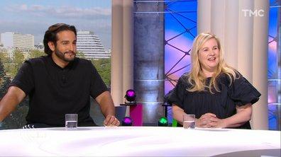 Invités : Mohamed Cheikh et Hélène Darroze, grands vainqueurs de Top Chef 2021