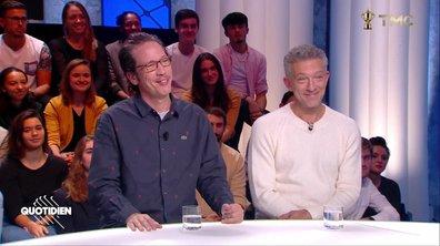 """Invités : Reda Kateb et Vincent Cassel pour """"Hors normes"""""""