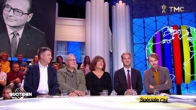Invités spécial Jacques Chirac : Raphaelle Bacqué, Michel Field, Laurent Guimier, Ludovic Vigogne et David Revault d'Allonnes (Partie 2)