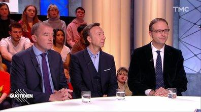 Invités Spéciale Notre-Dame : Stéphane Bern, André Finot, Alexandre Gady, Adèle Von Reeth et Jean-François Colosimo