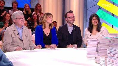 Invités spéciale Guide du Routard : Philippe Gloaguen, Eléonore Friess, Amanda Keravel et Gavin's Clemente Ruiz