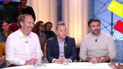 """Invités : Stéphane de Freitas et Théotime d'Ornano, gagnant du concours """"Eloquentia"""""""