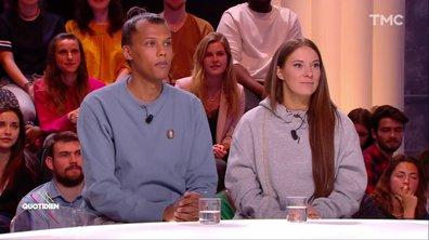Invités : Stromae et Coralie Barbier pour Mosaert