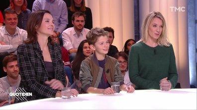 """Invités : Virginie Ledoyen, Ludivine Sagnier et Maleaume Paquin pour """"Rémi sans famille"""""""