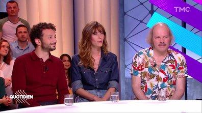 """Invités : William Lebghil, Philippe Katerine et Doria Tillier pour """"Yves"""""""