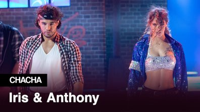 Iris Mittenaere et Anthony Colette | The way you make me feel | Chacha