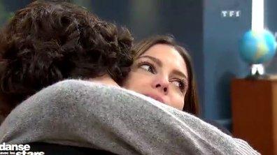 Iris Mittenaere et Anthony Colette en larmes pendant les répétitions