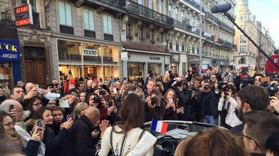 Accueil triomphal pour Iris Mittenaere à Lille !