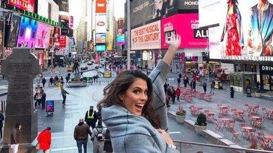 Iris Mittenaere : ses premiers pas à New York