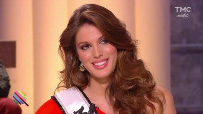 Iris Mittenaere, Miss Univers 2017 de retour en France