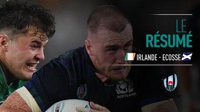 Irlande - Ecosse : Voir le résumé du match en vidéo