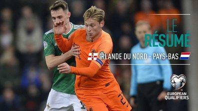 Irlande du Nord - Pays-Bas : Voir le résumé du match en vidéo