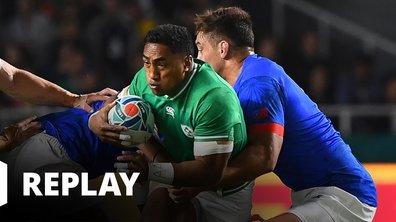 Irlande - Samoa (Coupe du monde de rugby - Japon 2019)