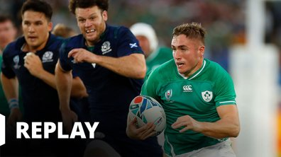 Irlande - Ecosse (Coupe du monde de rugby - Japon 2019)
