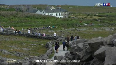 Irlande, la conquête de l'Ouest