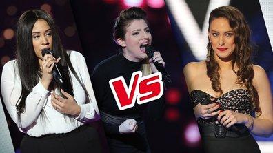 Isa Koper VS Lucyl Cruz VS Haylen : qui de ce trio de choc choisira Florent Pagny ? (Saison 05)