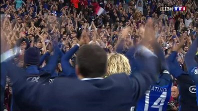 """Islande-France : le mythique """"Viking Clap"""" plus attendu que le match en lui-même"""