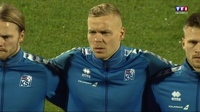 Islande - France : Voir l'hymne islandais en vidéo