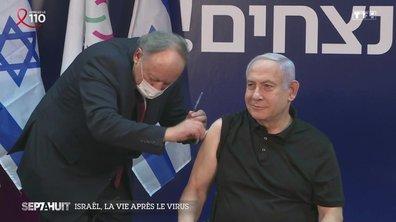 Israël, la vie après le virus