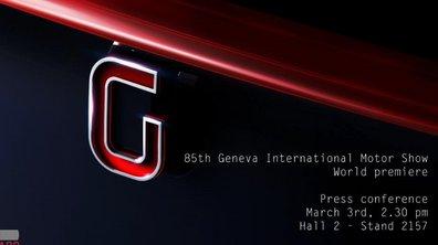 Italdesign Giugiaro présentera un concept-car au Salon de Genève 2015