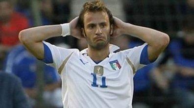 Italie cherche buteur