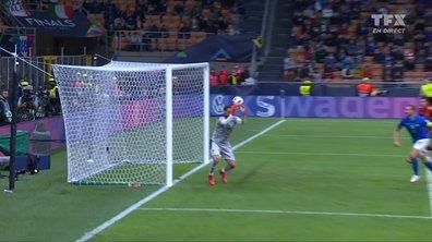 Italie - Espagne (0 - 1) : la grosse frayeur de Gianluigi Donnarumma