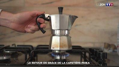 Italie : le retour en grâce de la cafetière Moka