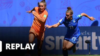 Italie - Pays-Bas - Coupe du Monde Féminine de la FIFA, France 2019